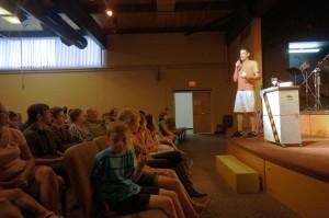 New Bridge Community Church in Olympia