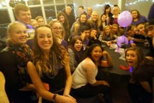 Jordan's Sweet 16 Party