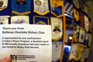 Bellevue Overlake Rotary