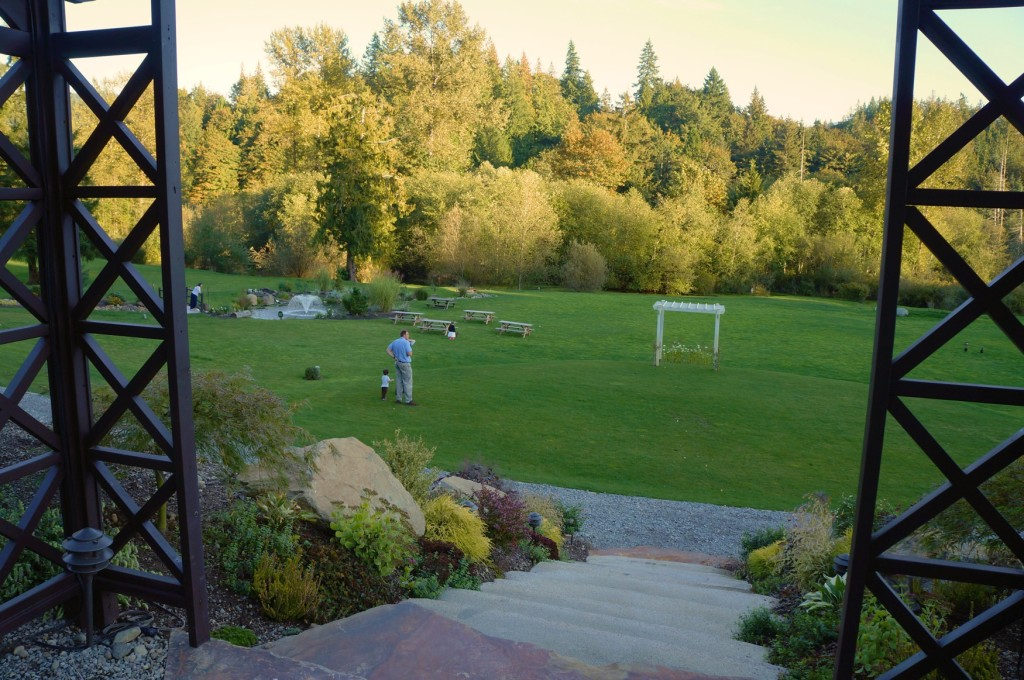 Former equestrian center in Issaquah shines as a wedding and event venue