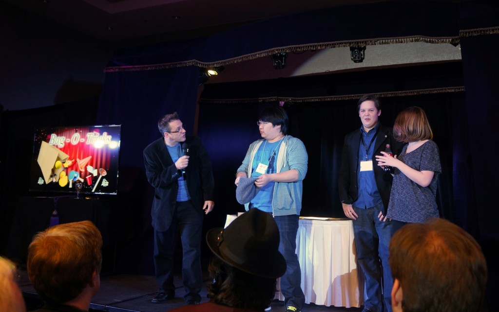 Pacific Coast Association of Magicians convention in Chilliwack, British Columbia