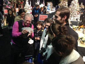 Tacoma magician Rick Anderson wows all ages at the Festival of Trees