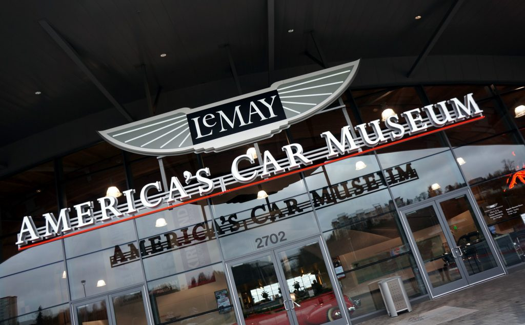 LeMay-America's Car Museum is a great place to visit whether you're a local or a tourist