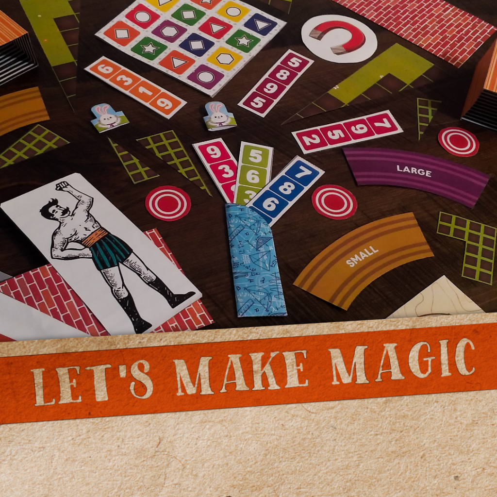 Learn magic with this print-at-home course