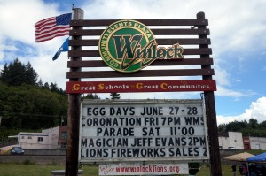 Winlock Egg Days-Jeff Evans