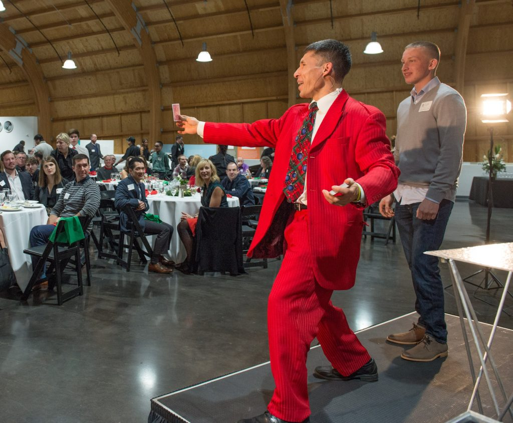 Holiday Magic for the Titus Auto Group at the LeMay Auto Museum (2017)